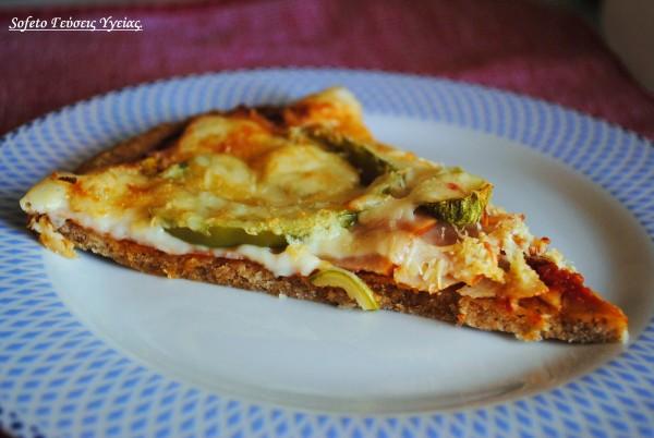 πίτσα υγείας 1