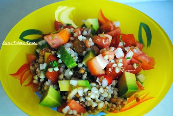 σαλάτα υγείας 1