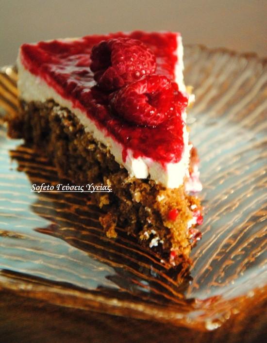 κέικ με βατόμουρα 1