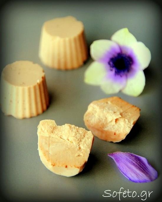 λευκά σοκολατάκια ΄2