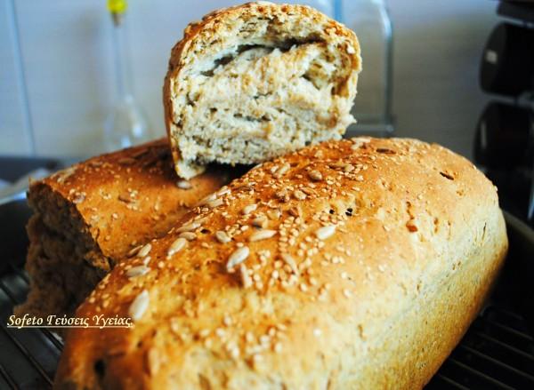 πολύσπορο ψωμι